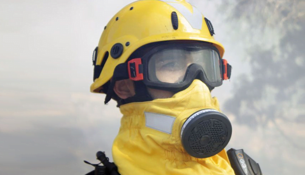 Respiratory Protective Equipment for Wildland Fire…